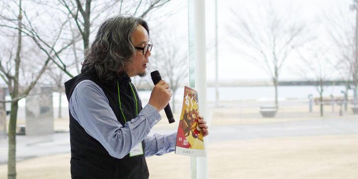 #04 芸術祭コミュニケーションディレクター 福田敏也